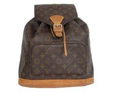 LOUIS VUITTON Louis Vuitton Monthly Backpack Rucksack M51135 Monogram Monographer