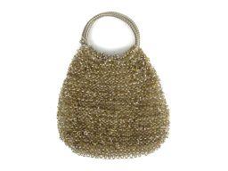 ANTEPRIMA Antepurima Wire Bag Handbag Beige Wire 【Used】 【Rank B】 Lady