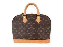 LOUIS VUITTON Louis Vuitton Alma Handbag M 51130 Monogram Monogram [pre] 【La