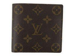 LOUIS VUITTON ルイヴィトン ポルトビエ・カルトクレディモネ 二つ折り財布 M61665 モノグラム