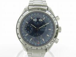 OMEGA オメガ スピードマスター デイデイト 腕時計 ウォッチ 3523.80 シルバー ステンレススチール(