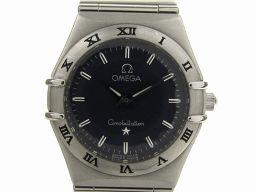 OMEGA オメガ コンステレーション ミニ ウォッチ 腕時計 1562.40 シルバー ステンレススチール(SS
