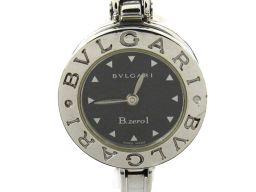 BVLGARI ブルガリ B-zero1 ビーゼロワン ウォッチ 腕時計 レディース BZ22S ブラック ステン