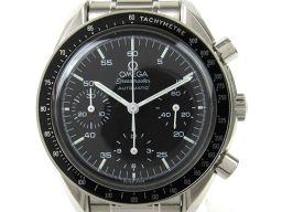 OMEGA オメガ スピードマスター ウォッチ 腕時計 メンズ 3510.50 ブラック ステンレススチール(SS