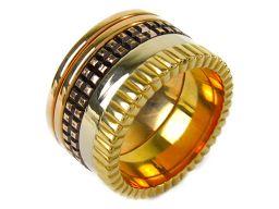 BOUCHERON ブシュロン キャトル リング リング 指輪 ゴールド K18YG(750) イエローゴールド