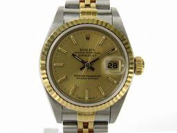 ROLEX ロレックス デイトジャスト ウォッチ 時計 79173 A番 ゴールド K18YG(750)イエローゴ
