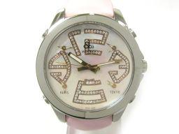 JACOB&CO. ジェイコブ 5タイムゾーン 腕時計 ウォッチ JC105 シルバー ステンレススチール(SS)