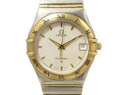 OMEGA オメガ コンステレーション 腕時計 ウォッチ 1312.30 アイボリー ステンレススチール(SS)