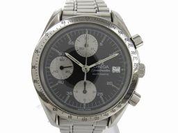 OMEGA オメガ スピードマスター デイト  ウォッチ 腕時計 3511.50 シルバー ステンレススチール(S