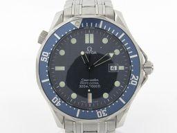 OMEGA オメガ シーマスター プロフェッショナル ウォッチ 腕時計 2541.80 シルバー ステンレススチー