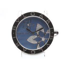BVLGARI ブルガリ ブルガリ ブルガリ ダイヤモンド ウォッチ 腕時計 ボーイズ BBL37S ブルー ステ