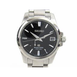 SEIKO セイコー グランドセイコースプリングドライブ ウォッチ 腕時計 9R65-0AG1 シルバー ステンレ