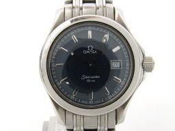 OMEGA オメガ シーマスター120 ウォッチ 腕時計 シルバー ステンレススチール(SS) 【中古】【ランクA