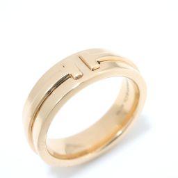 TIFFANY&CO ティファニー ツーナロリング 指輪 ゴールド K18PG(750) ピンクゴールド 【中古】