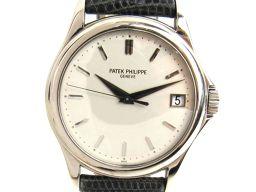 PATEK PHILIPPE パテック・フィリップ カラトラバ 裏スケ ウォッチ 腕時計 メンズ 5127G-00