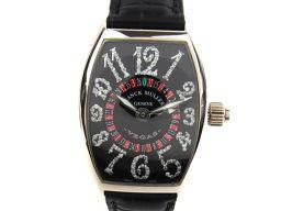 FRANCK MULLER フランク・ミュラー トノーカーベックス ベガス ダイヤモンド ウォッチ 腕時計 メンズ