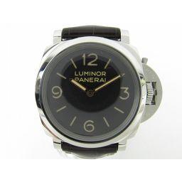 PANERAI パネライ ルミノール1950 3DAYS ウォッチ 腕時計 PAM00372 ブラック ステンレス