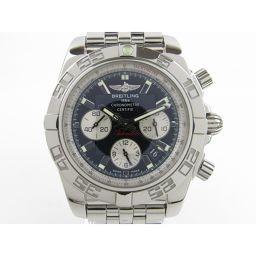 BREITLING ブライトリング クロノマット ウォッチ 腕時計 AB0110 シルバー ステンレススチール(S