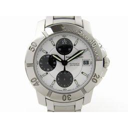 BAUME & MERCIER ボーム&メルシエ ケープランド ウォッチ 腕時計 65352 シルバー ステンレス