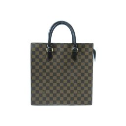 LOUIS VUITTON ルイヴィトン ヴェニスPM トートバッグ N51145 エベヌ ダミエ 【中古】【ラン