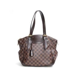 LOUIS VUITTON ルイヴィトン ヴェローナMM トートバッグ N41118 ダミエ ダミエ 【中古】【ラ