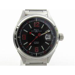 BALL ボール ストークマン レーサー ウォッチ 腕時計 NM2088C シルバー ステンレススチール(SS)