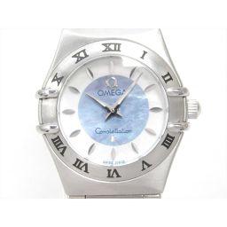 OMEGA オメガ コンステレーション ミニ マイチョイス 腕時計 ウォッチ 1561.71 シルバー ステンレス