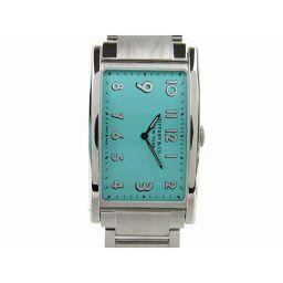 TIFFANY&CO ティファニー イーストウエストMM ウォッチ 腕時計 シルバー ステンレススチール(SS)