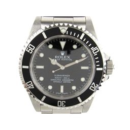 ROLEX ロレックス サブマリーナ・ノンデイト ウォッチ 腕時計 メンズ 14060M ブラック ステンレススチ