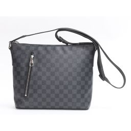 LOUIS VUITTON ルイヴィトン ミックPM ショルダーバッグ N41211 ダミエ・グラフィット ダミエ