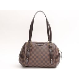 LOUIS VUITTON ルイヴィトン リヴィントンPM ショルダーバッグ N41157 ダミエ ダミエ 【中古