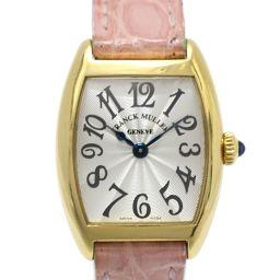 FRANCK MULLER フランク・ミュラー トノーカーベックス レディースウォッチ 腕時計 2251 QZ イ
