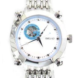 SEIKO セイコー ガランテ 腕時計 ウォッチ  8L38-00E0 シルバー ステンレススチール(SS) 【中