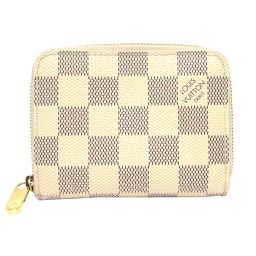 LOUIS VUITTON ルイヴィトン ジッピー・コインパース コインケース 小銭入れ N63069 ダミエ・ア