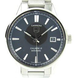 TAG HEUER タグ・ホイヤー カレラ ウォッチ 腕時計 WAR211A シルバー ステンレススチール(SS)