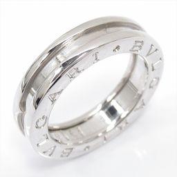 BVLGARI ブルガリ B-zero1 ビーゼロワンリング 指輪 XSサイズ シルバー K18WG(750) ホ