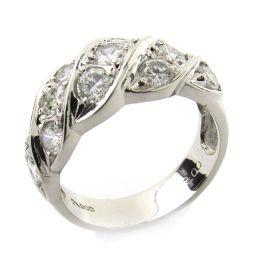 JEWELRY ジュエリー ダイヤモンド リング 指輪 クリアー PT900 プラチナ  x ダイヤモンド(2.0