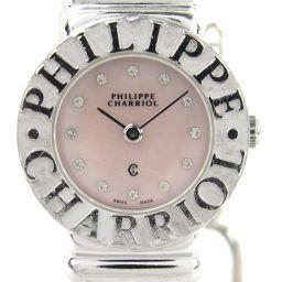 PHILIPPE CHARRIOL シャリオール サントロペ ウォッチ 腕時計 7007901 シルバー ステンレ