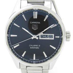 TAG HEUER タグ・ホイヤー カレラ ウォッチ 腕時計 WAR201A-1 シルバー ステンレススチール(S