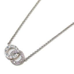 PIAGET ピアジェ ポセション ダイヤモンド ネックレス シルバー K18WG(750) ホワイトゴールド ×