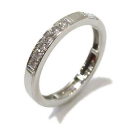 HARRY WINSTON ハリーウィンストン ダイヤモンドリング 指輪 シルバー PT950 プラチナ ×ダイヤ