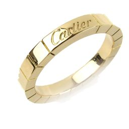 Cartier カルティエ ラニエールリング 指輪 ゴールド K18YG(750) イエローゴールド 【中古】【ラ