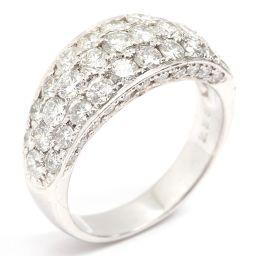 JEWELRY ジュエリー ダイヤモンド リング 指輪 クリアー PT900 プラチナ  x ダイヤモンド(2.2