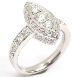 JEWELRY ジュエリー ダイヤモンド リング 指輪 クリアー PT900 プラチナ  x ダイヤモンド(1.2