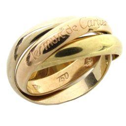 Cartier カルティエ トリニティリング リング 指輪 ゴールド K18YG(750) イエローゴールド  x