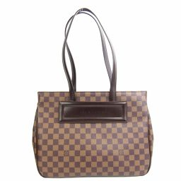 LOUIS VUITTON ルイヴィトン パリオリPM トートバッグ N51123 ダミエ ダミエ 【中古】【ラン