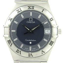 OMEGA オメガ コンステレーション ウォッチ 腕時計 1512.40 ネイビー ステンレススチール(SS) 【