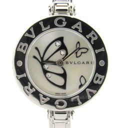 BVLGARI ブルガリ B-zero1 ビーゼロワン バタフライ 4Pダイヤモンド ウォッチ 腕時計 BZ22S