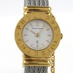 PHILIPPE CHARRIOL シャリオール サントロペ  ウォッチ 腕時計 7007901 ゴールド ステン