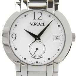 VERSACE ヴェルサーチ ウォッチ 腕時計 BLA99 シルバー ステンレススチール(SS) 【中古】【ランク